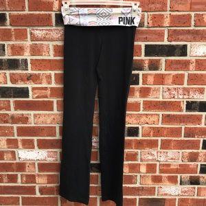 Multicolored PINK Yoga Pants